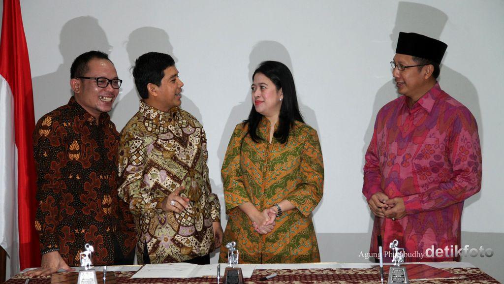 Komisi IX DPR Kecewa Menaker Hanif Dhakiri Batalkan Rapat Soal JHT