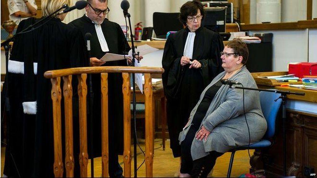 Bunuh 8 Bayinya, Wanita Prancis Mulai Diadili