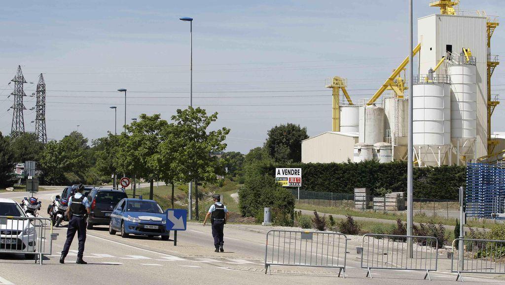 Polisi Tangkap 1 Wanita dan Pengemudi Truk Terkait Serangan di Prancis