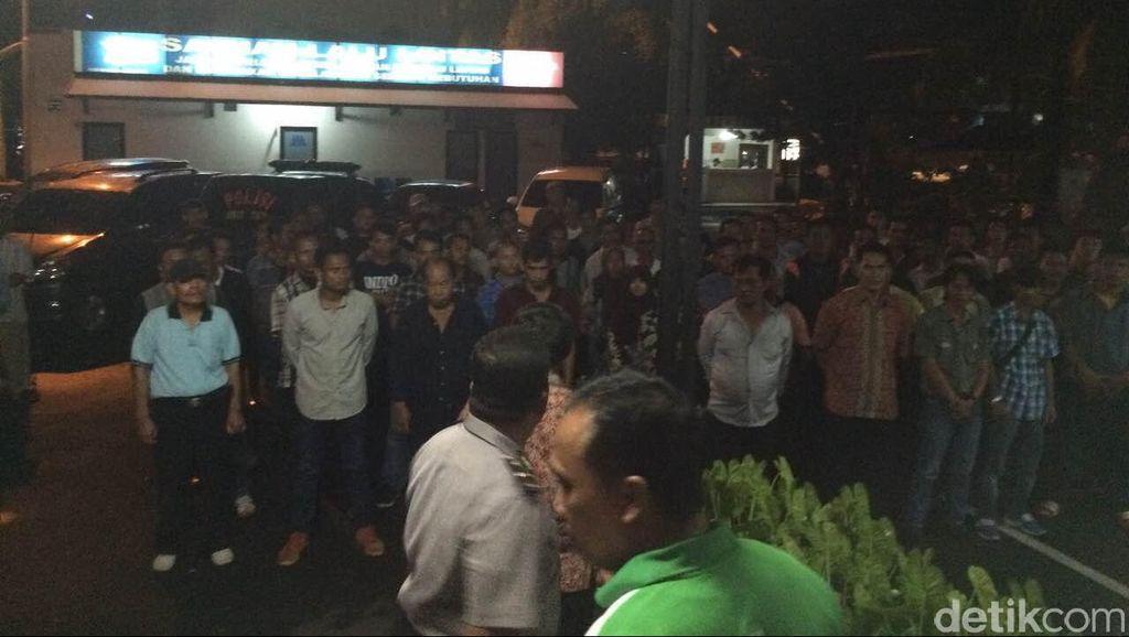 16 Orang yang Terjaring Razia di Bandara Cengkareng Calo Hingga Taksi Gelap