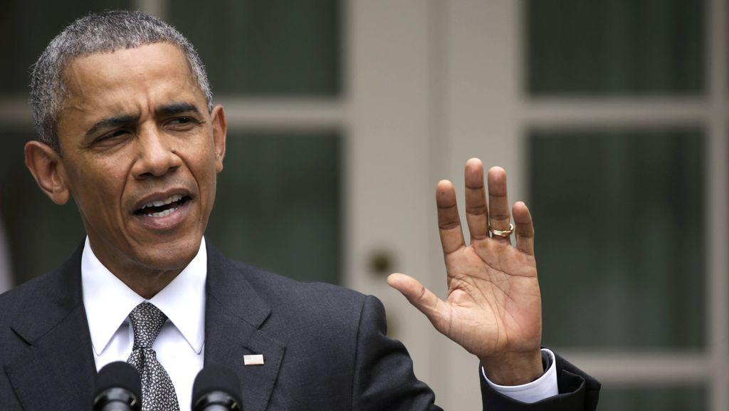 Presiden Obama Ucapkan Selamat Idul Fitri