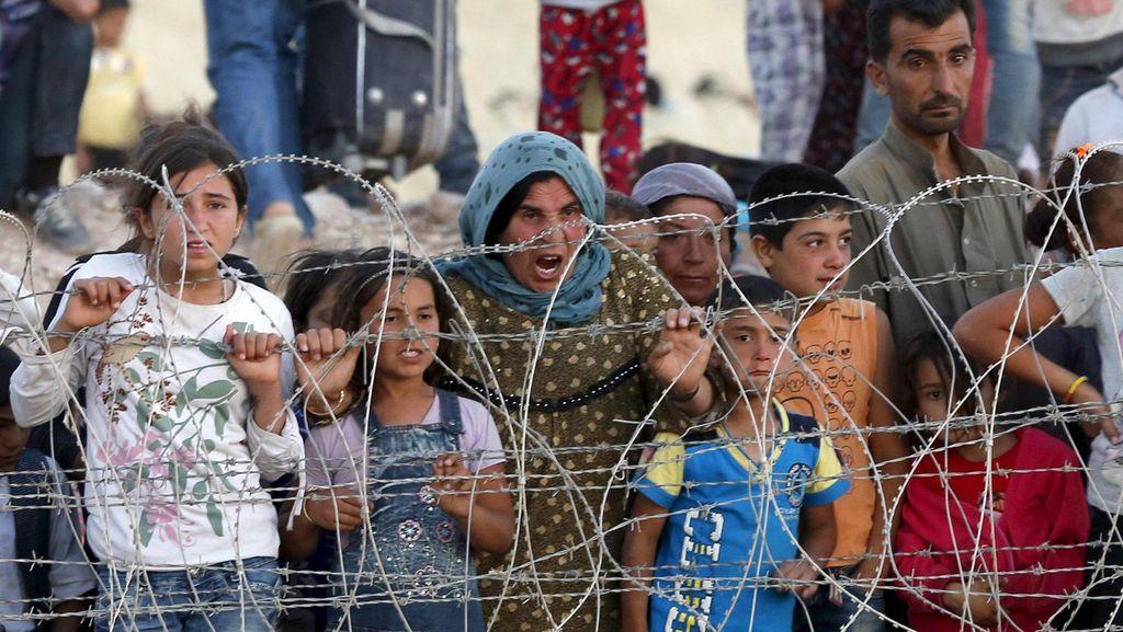Kritik Jerman Soal Pengungsi, PM Prancis: Eropa Tak Bisa Terima Semua Migran
