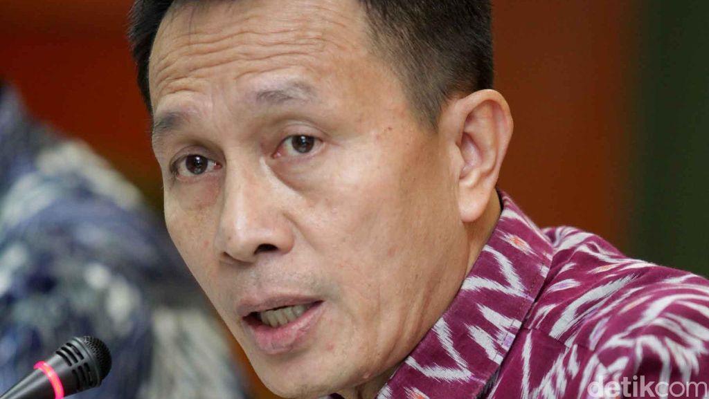 Ketua KY Jamin Kinerja Lembaganya Tidak Terhambat Meski Jadi Tersangka
