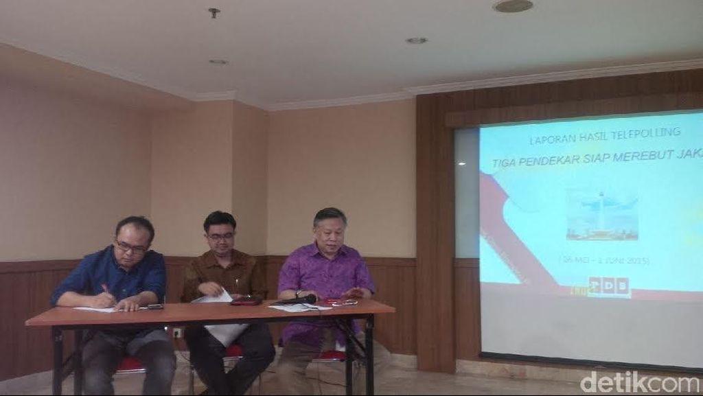 Risma dan Ridwan Kamil Jadi Pesaing Terberat Ahok di Pilgub 2017