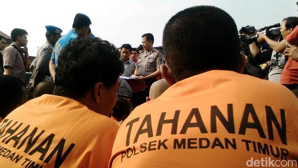 Pembobol ATM Lintas Provinsi yang Menyamar Teknisi Diamankan di Medan
