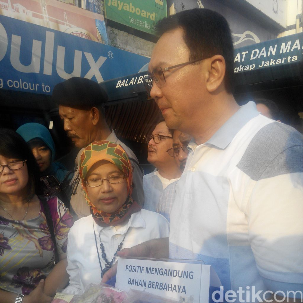 Ahok Temui Perwakilan Warga Kampung Pulo Selasa