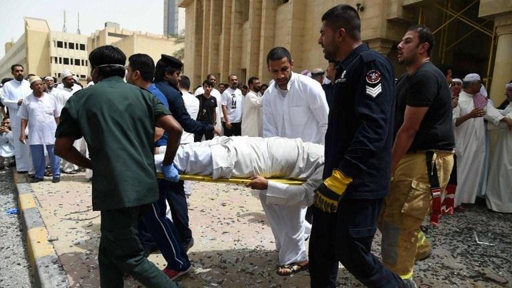 Kuwait Tahan 60 Orang Terkait Pendanaan untuk Militan Suriah