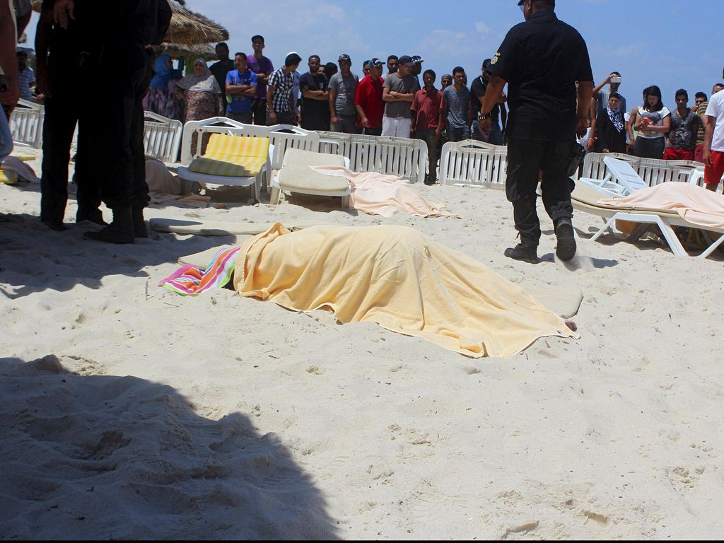 Tunisia Tangkap 12 Orang terkait Serangan Sousse