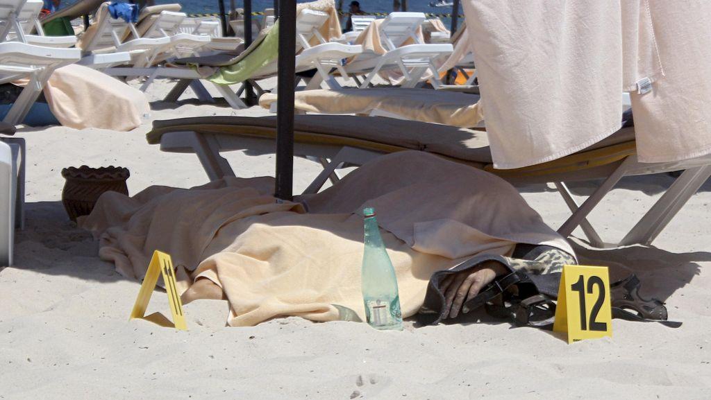 Inggris Peringatkan Kemungkinan Serangan Lanjutan di Tunisia