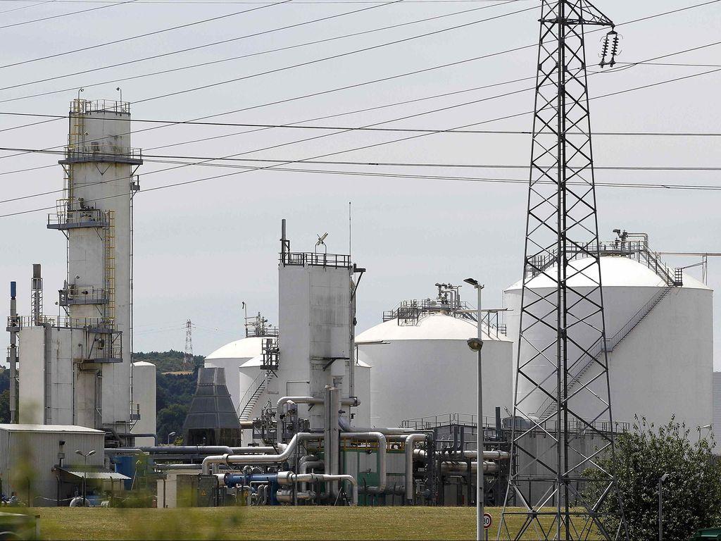Bos Perusahaan Gas AS Ngeri dengan Serangan Brutal di Prancis