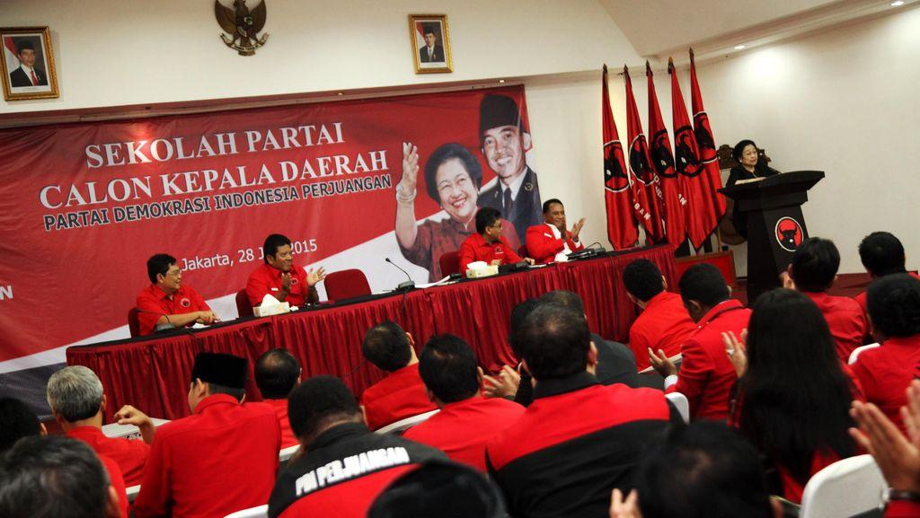 Sekolahkan Calon Kepala Daerah Bukti Keseriusan PDIP Memenangkan Pilkada