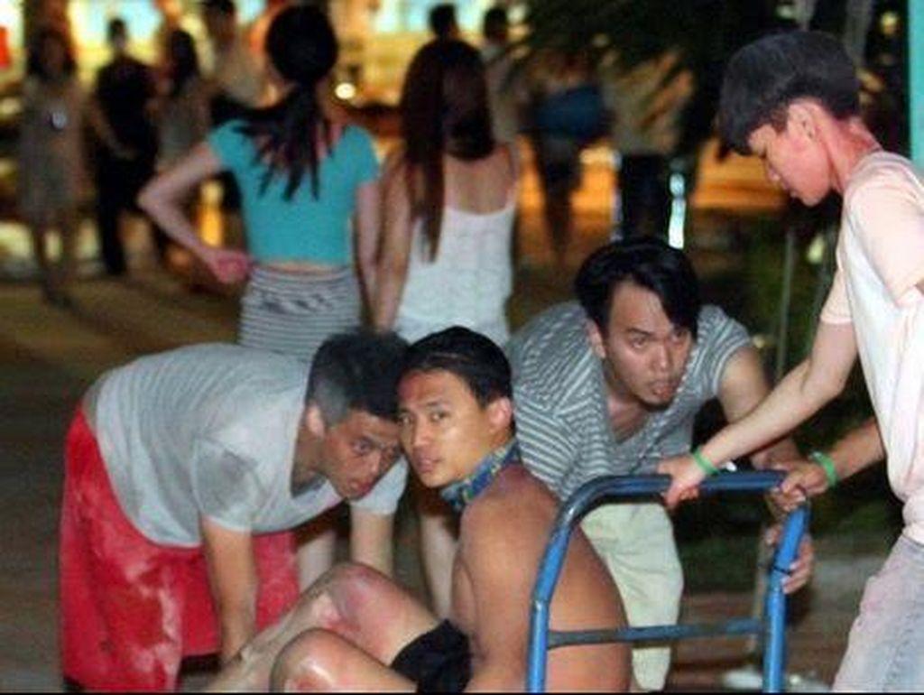 Kebakaran di Panggung Musik di Taiwan, 200 Orang Terluka