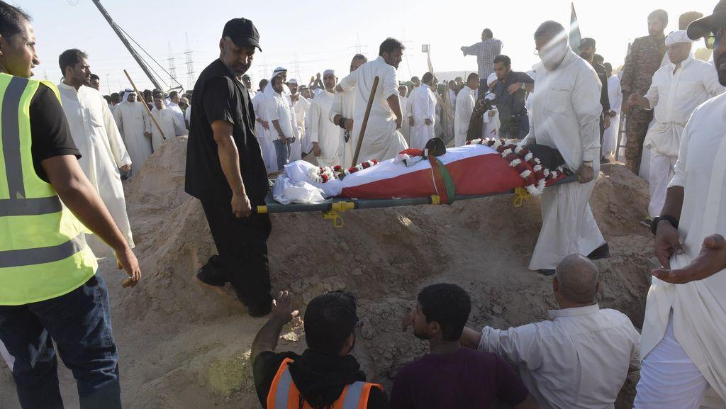 Negara-negara Teluk Bersatu Hadapi Rentetan Bom di Masjid Syiah