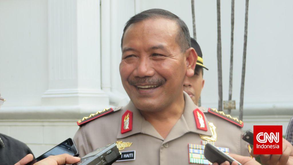 Kapolri: Anggaran Pengamanan Pilkada Kurang Rp 564 Miliar
