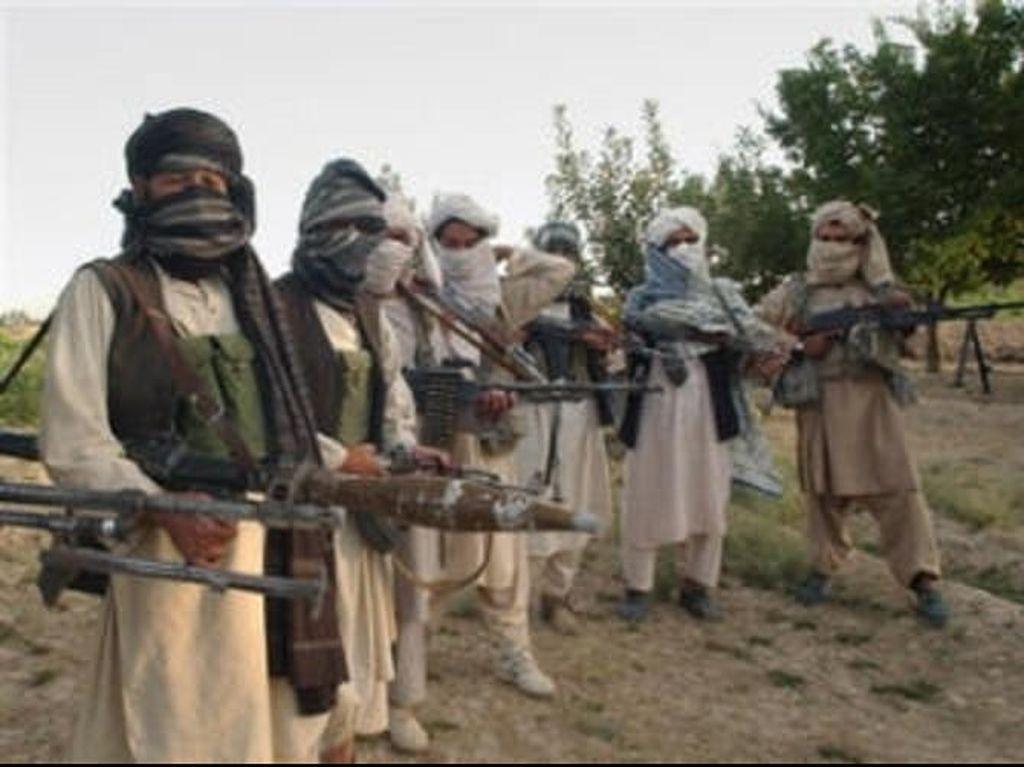 Serangan Taliban Tewaskan 11 Tentara Afghanistan