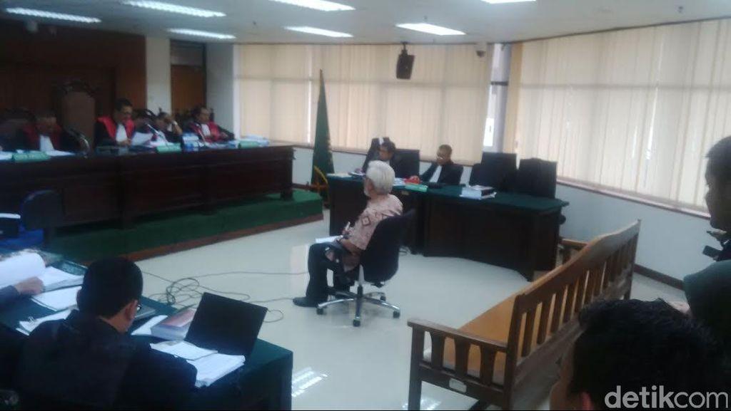 Hakim Tolak Keberatan Eks Direktur Pengolahan Pertamina