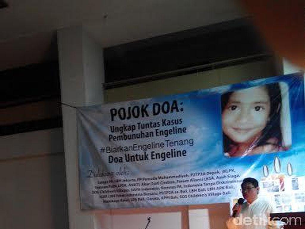 LPSK dan Pemerhati Anak Doakan Kasus Engeline Cepat Tuntas