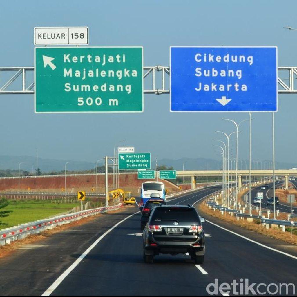 Tol Cipali Diyakini Urai Kemacetan Hingga 40%