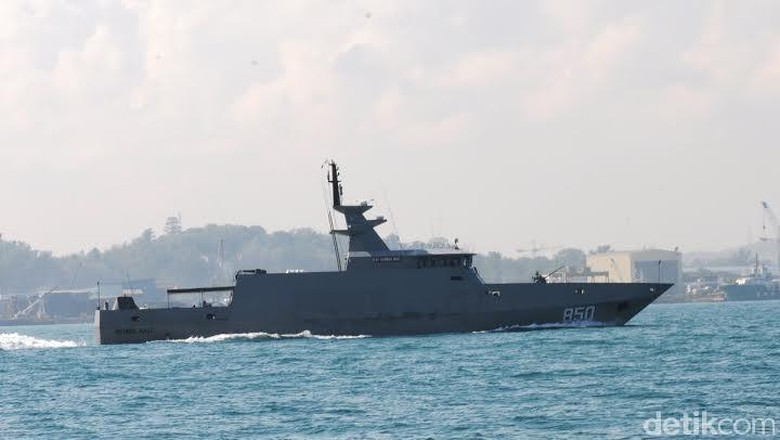 Prajurit TNI AL Gagalkan Perompakan Kapal Kargo Bahama di Selat Philips e77205a314
