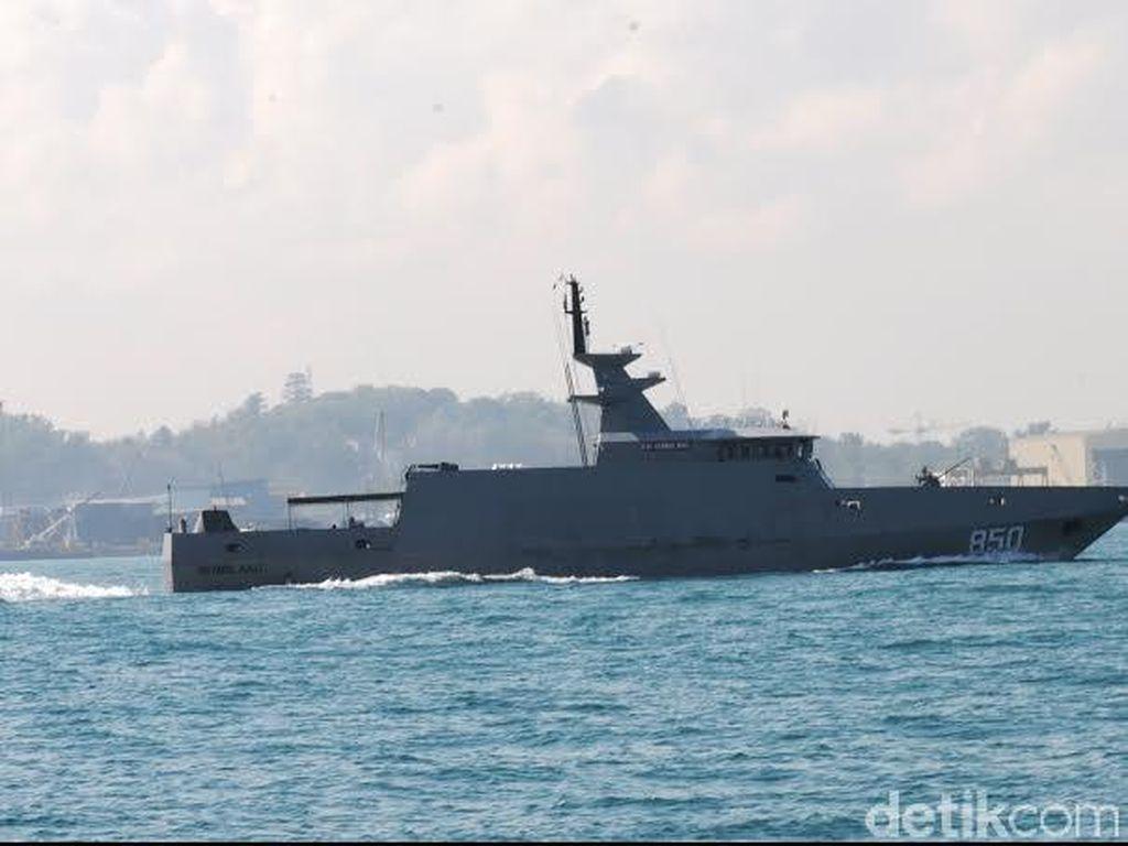 Prajurit TNI AL Gagalkan Perompakan Kapal Kargo Bahama di Selat Philips