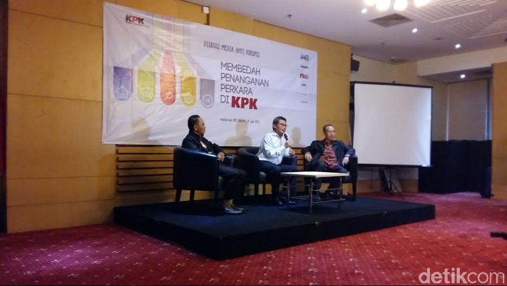 Ilham Arief Mangkir dari Panggilan, KPK: Jangan Bermanuver atau Dipanggil Paksa