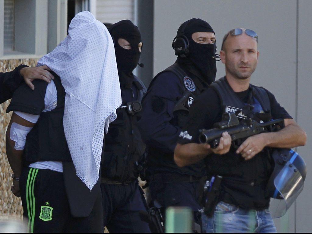 Jaksa Pastikan Ada Kaitan ISIS dalam Serangan Brutal Prancis