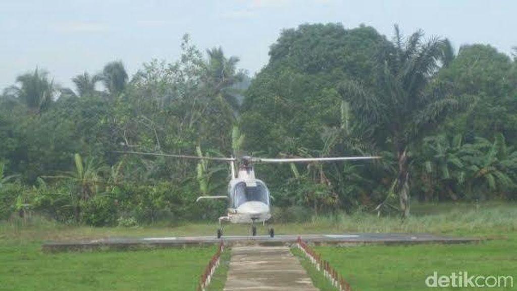 Pendaratan Ilegal Heli Malaysia Bukti Lemahnya Pengawasan di Perbatasan