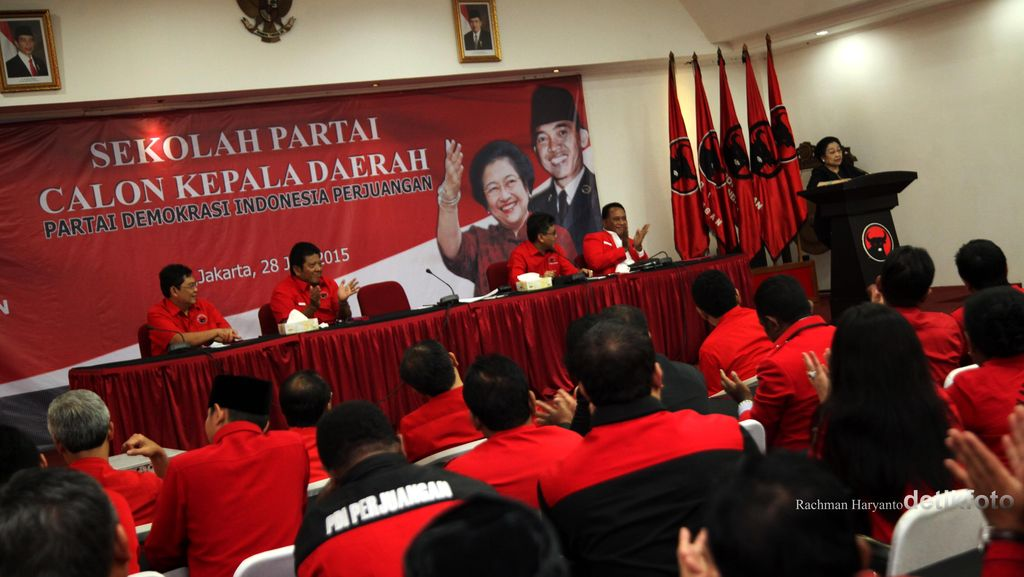 Sekolah Partai PDIP Diharapkan Jadi Jembatan Aspirasi Publik ke Partai