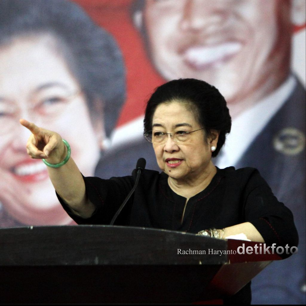 Megawati Dijadwalkan Berakhir Pekan di Surabaya, akan Blusukan Bareng Risma