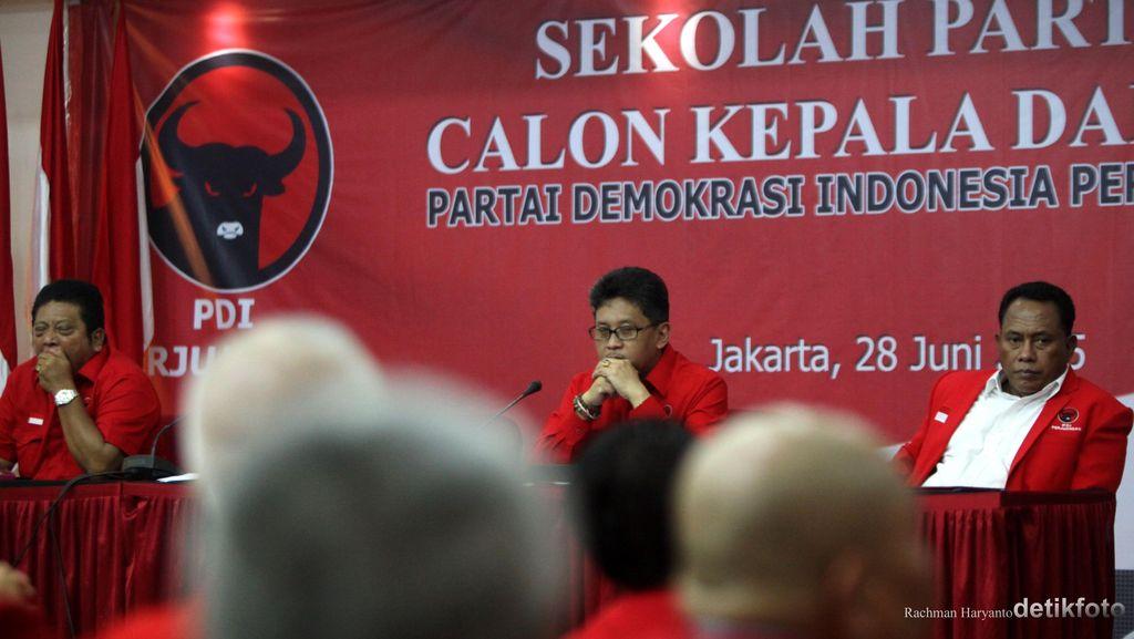 Formappi: Sekolah PDIP Jangan Berhenti di Kepala Daerah, Tapi Juga Caleg