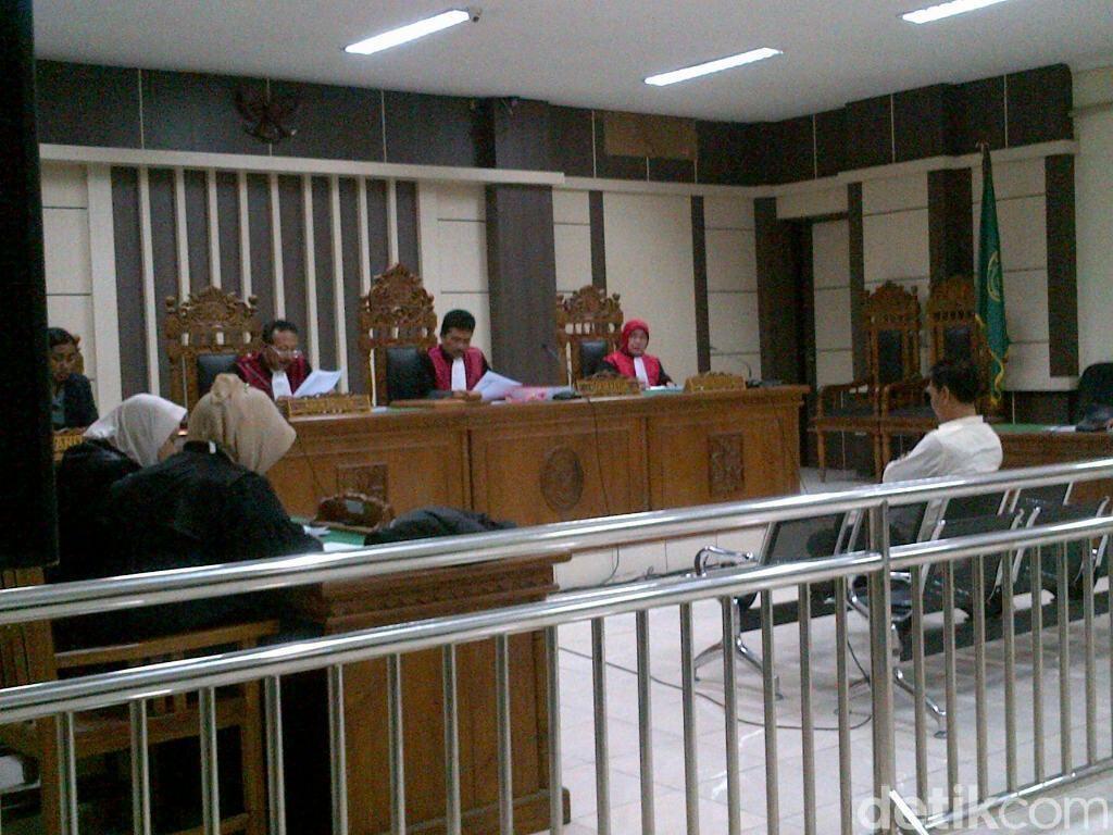 Ketua Golkar Demak Diadili karena Selewengkan Dana Bantuan Parpol