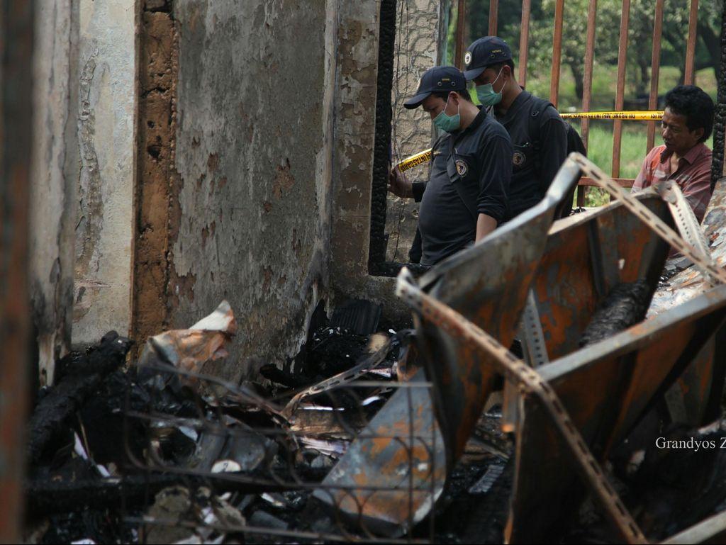 Rumah Terbakar di Cipete, 10 Damkar Dikerahkan