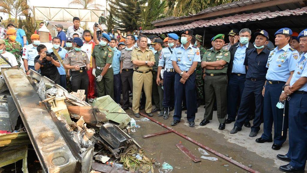Gubernur Sumut Serukan Salat Gaib Bagi Korban Kecelakaan Hercules