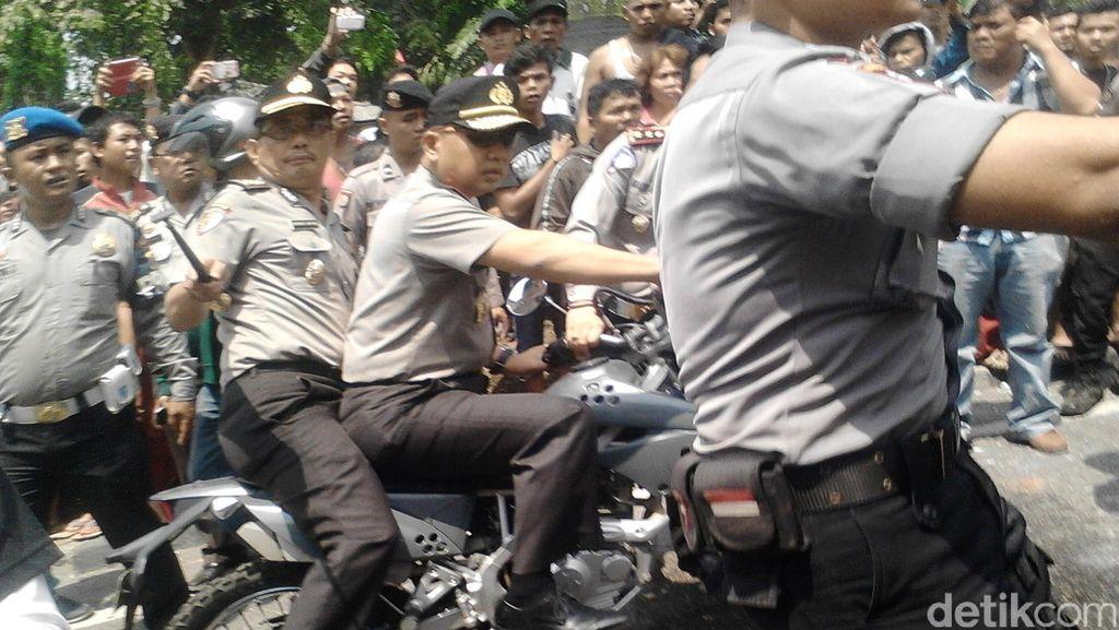 Polisi: Warga Sudah Steril dari Lokasi Jatuhnya Hercules C-130