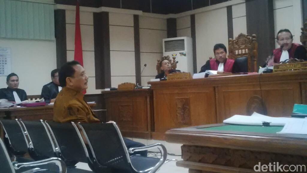 Eks Wali Kota Tegal Dituntut 7,5 Tahun Bui dan Dicabut Hak Politiknya