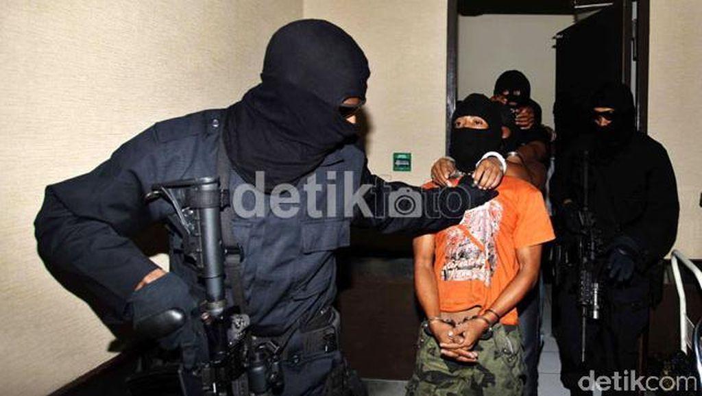 Lagi! PN Tangerang Loloskan Gembong Narkoba 3,5 Kg dari Hukuman Mati