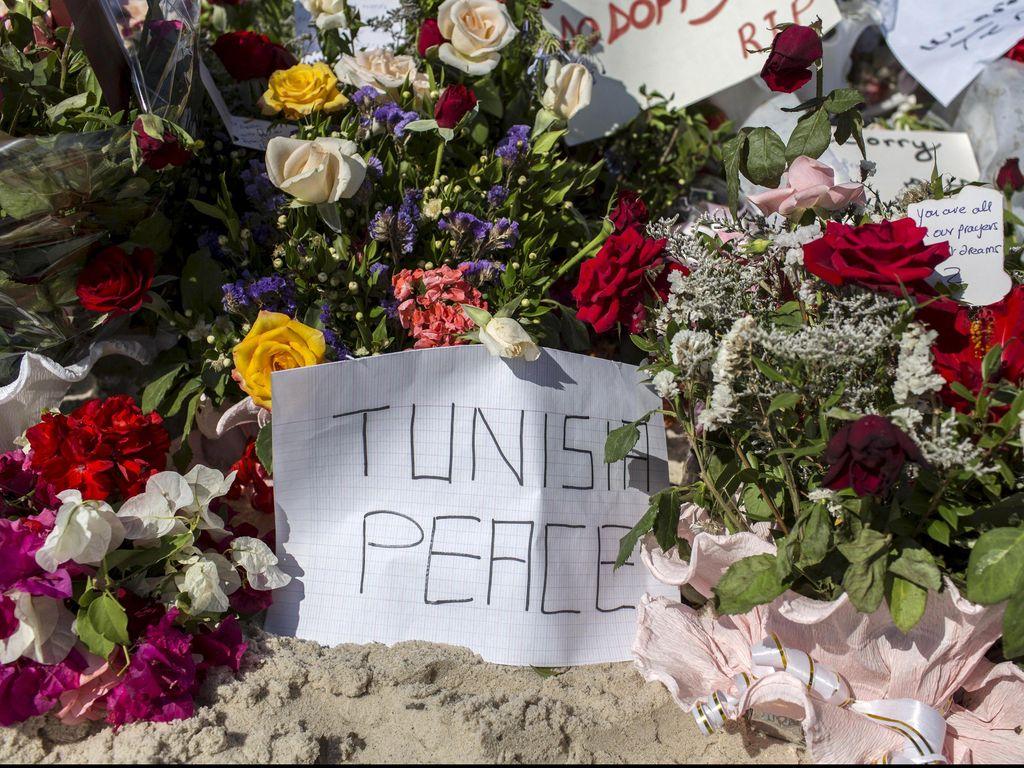 38 Korban Tewas Pembantaian di Tunisia Sudah Teridentifikasi