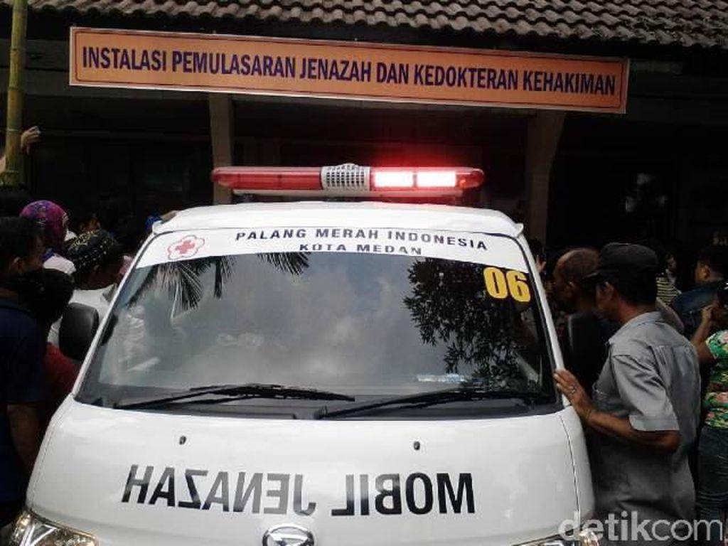 Hingga Sore ini, RS Adam Malik Terima 36 Jenazah dan Rawat 3 Korban Luka