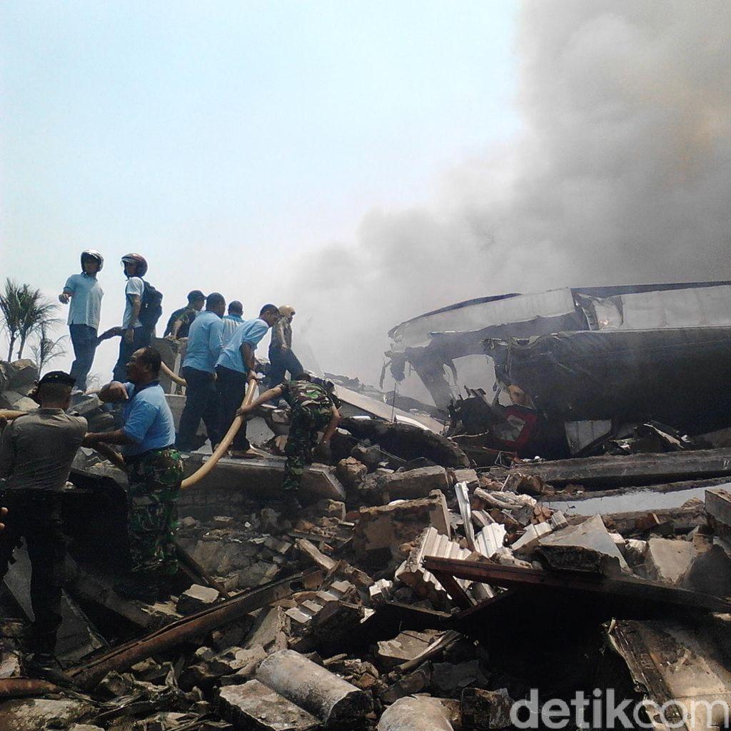Tb Hasanuddin: Hercules C-130 Juga Pernah Jatuh di Wamena