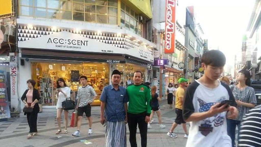 Puasa di Korsel Susah Menahan Pandangan, di China Bingung Waktu Imsak