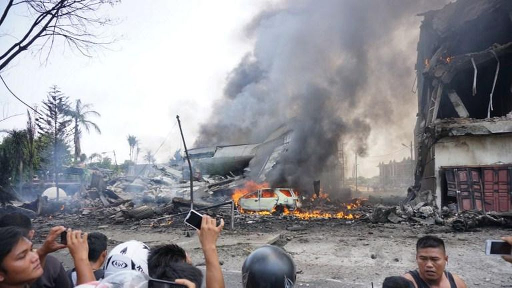 Gubernur Sumut: Penumpang Hercules Diperkirakan Lebih dari 50 Orang