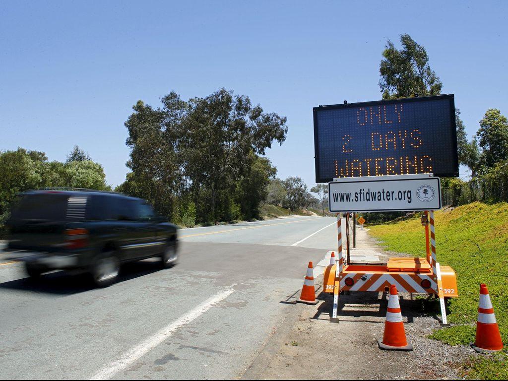 Kekeringan, Ribuan Warga California 4 Bulan Hidup Tanpa Air