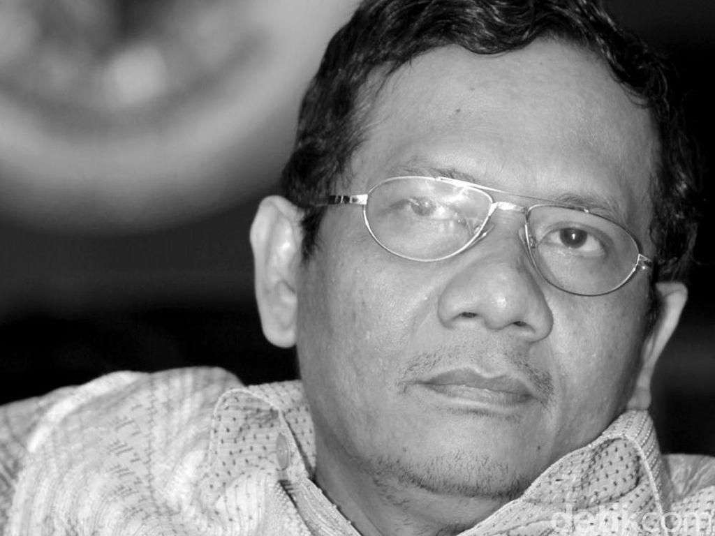 Mantan Ketua MK Mahfud MD: UU Jabatan Hakim Harus Dibuat!