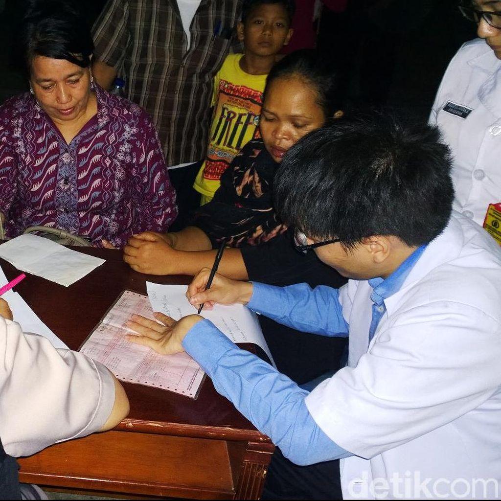 135 Jenazah Korban Hercules Jatuh Berhasil Dievakuasi ke RS Adam Malik