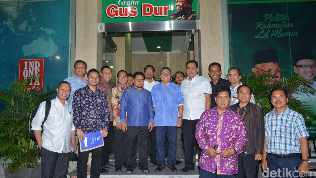 Safari Politik ke KIH, PAN Siap Hibahkan Kader Jadi Menteri Jokowi