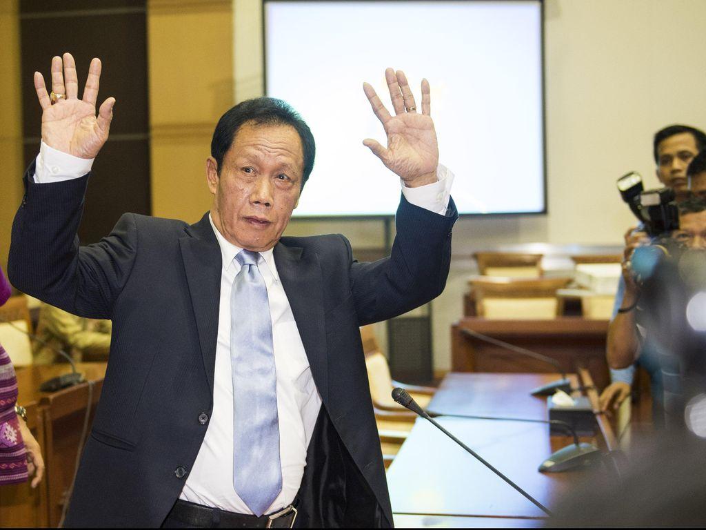 Komisi I DPR Setuju Bang Yos Jadi Kepala BIN