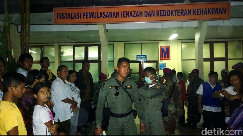 90 Jenazah Korban Hercules Sudah Dievakuasi, 23 Berhasil Diidentifikasi
