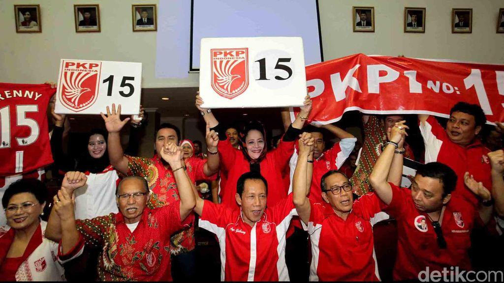 PKPI Pecah, Suksesi Kepemimpinan Parpol yang Tak Demokratis Bisa Jadi Penyebab