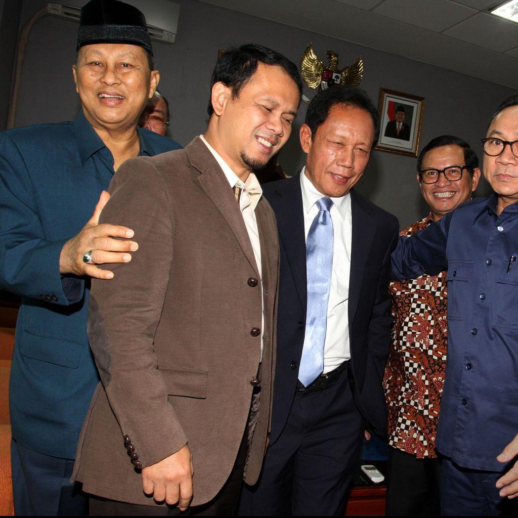 Di Komisi I, Sutiyoso Ditanya Soal Papua Hingga Konflik PPP-Golkar
