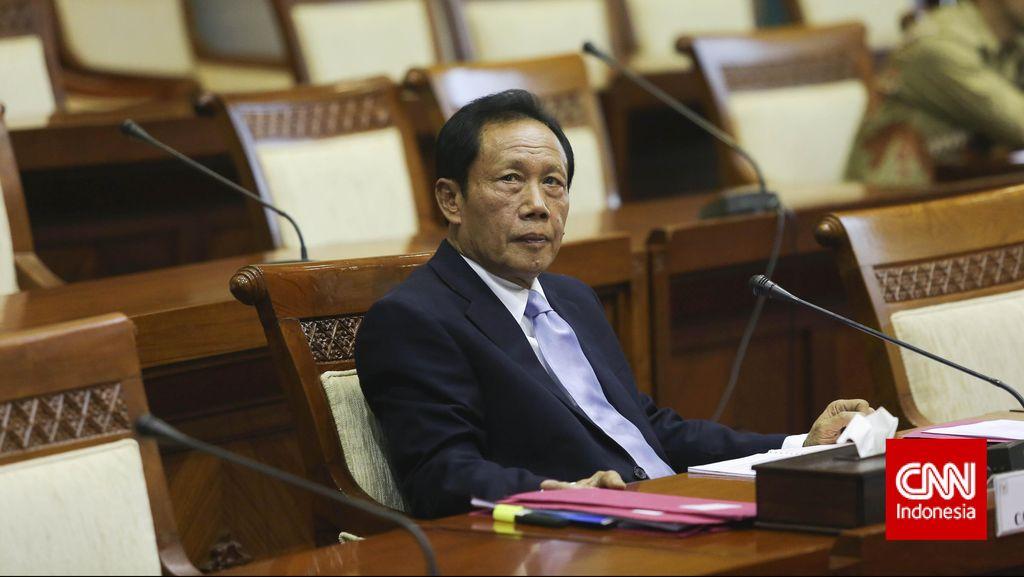 Temui Presiden Jokowi di Istana, Sutiyoso: Mungkin Akan Diberi Petunjuk